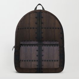 The Barrel by Brian Vegas Backpack