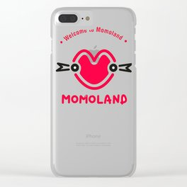 momoland bomm boom Clear iPhone Case