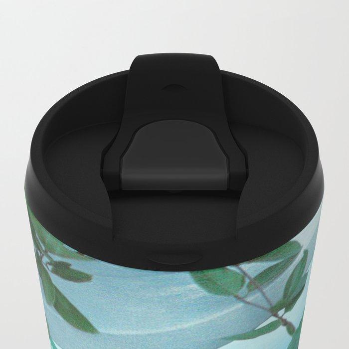 Living inside the box Metal Travel Mug