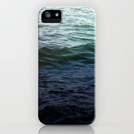 West Lake Waves iPhone Case