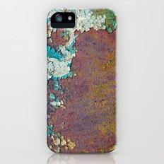 Paint mosaic iPhone (5, 5s) Slim Case