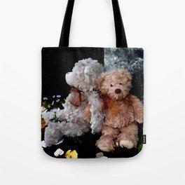 Teddy Bear Buddies Tote Bag