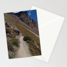 The Path to Thorung Phedi Stationery Cards