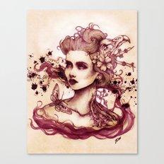 Sanguina Canvas Print