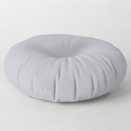 Undulating Snow ~ Grey Shadow Floor Pillow