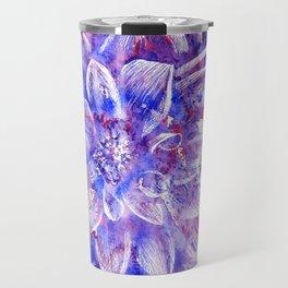 Flower V.1 Travel Mug