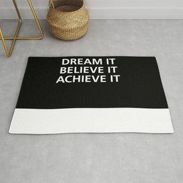 Motivational Rug