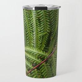 a closeup farn Travel Mug