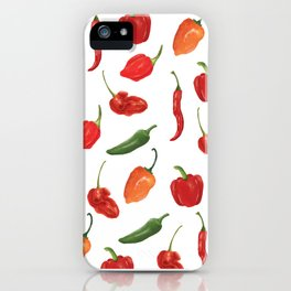 The Spice of Life iPhone Case