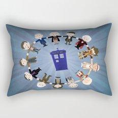 Doctors United Rectangular Pillow