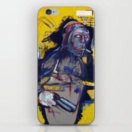 Fear and Desperation iPhone Skin