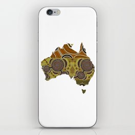 SEE THE LAND iPhone Skin
