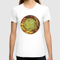 pasta T-shirts featuring Pasta + Beans by romano