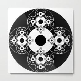 Thomas Merton's Chuang Tzu Metal Print