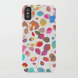 wildrose 5 iPhone Case