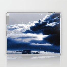 arctic blue landscape Laptop & iPad Skin