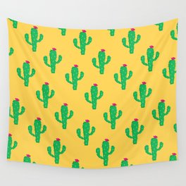 Pattern #13 B: Cactus Wall Tapestry