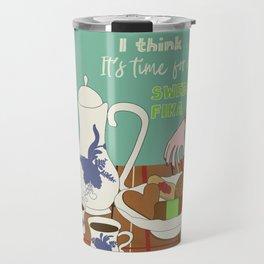 Swedish fika collection #3 Travel Mug