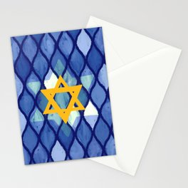 Jewish Celebration Stationery Cards