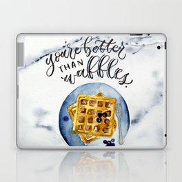 Waffle Love Laptop & iPad Skin