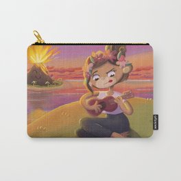 Monkey in hawai Carry-All Pouch