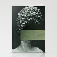 rothko Stationery Cards featuring Frau Rothko by Marko Köppe