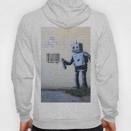 Banksy, Robot Hoody