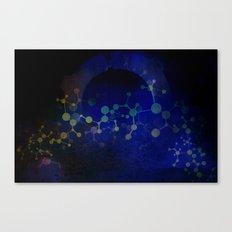 Jumpgate Canvas Print