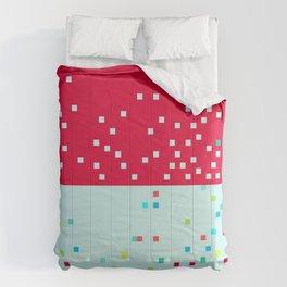 mascara + Comforters