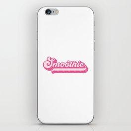 Smoothie iPhone Skin