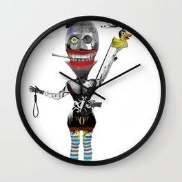 hooha Wall Clock