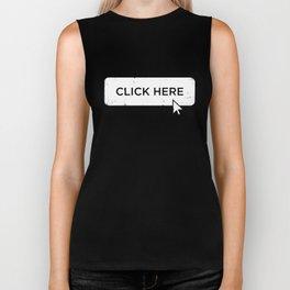 Click Here Button Biker Tank