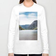 Lake Bohinj, Slovenia Long Sleeve T-shirt