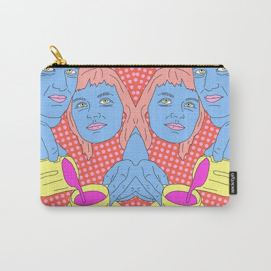 We Have Nightmares Carry-All Pouch