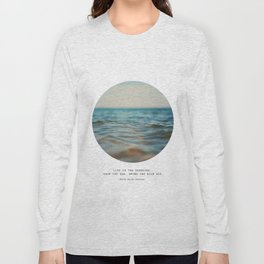 Swim The Sea #2 Long Sleeve T-shirt