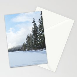 Frozen Over Stationery Cards