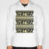 chic Hoodies featuring Ethnic Chic by Louise Machado
