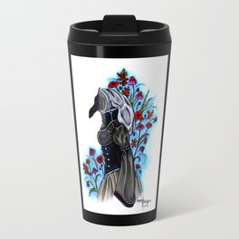 Plague Doctor Travel Mug