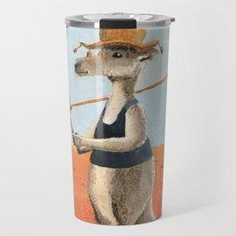 The Traveller Travel Mug