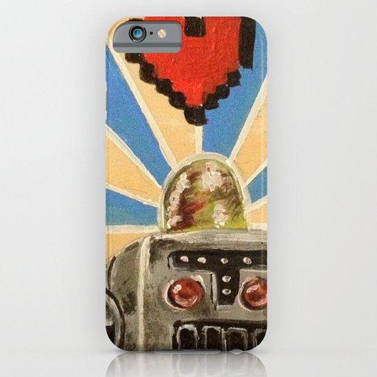 8 Bit Love Machine iPhone & iPod Case