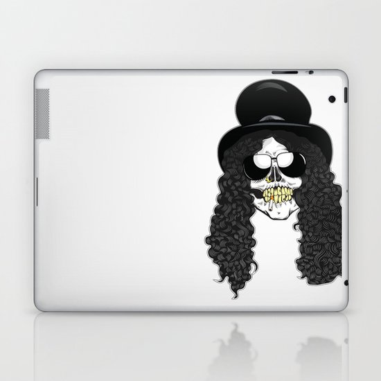 Skulls of Rock: Slash Laptop & iPad Skin