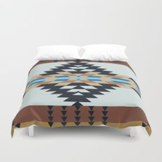 American Native Pattern No. 48 Duvet Cover