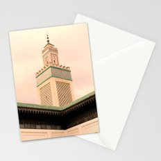 Grande Mosquee de Paris  Stationery Cards