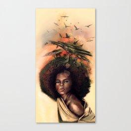 Savanna Canvas Print