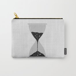 Space and Time Carry-All Pouch