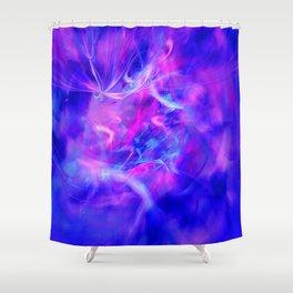 Birth Of Flight Shower Curtain