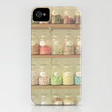 Sweet Shop iPhone (4, 4s) Slim Case