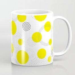 Dotted pattern Coffee Mug