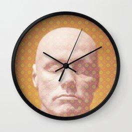 Thoughts circle pattern Wall Clock