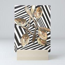 Reflections No.2 Mini Art Print